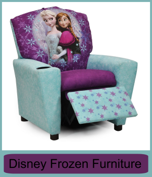 disney frozen furniture is the perfect size for your little one